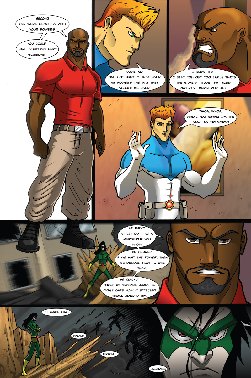 Frost Fire issue 2 page 17