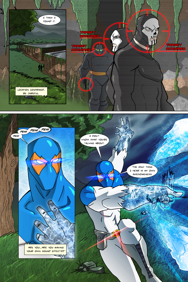 Frost Fire issue 3 page 13