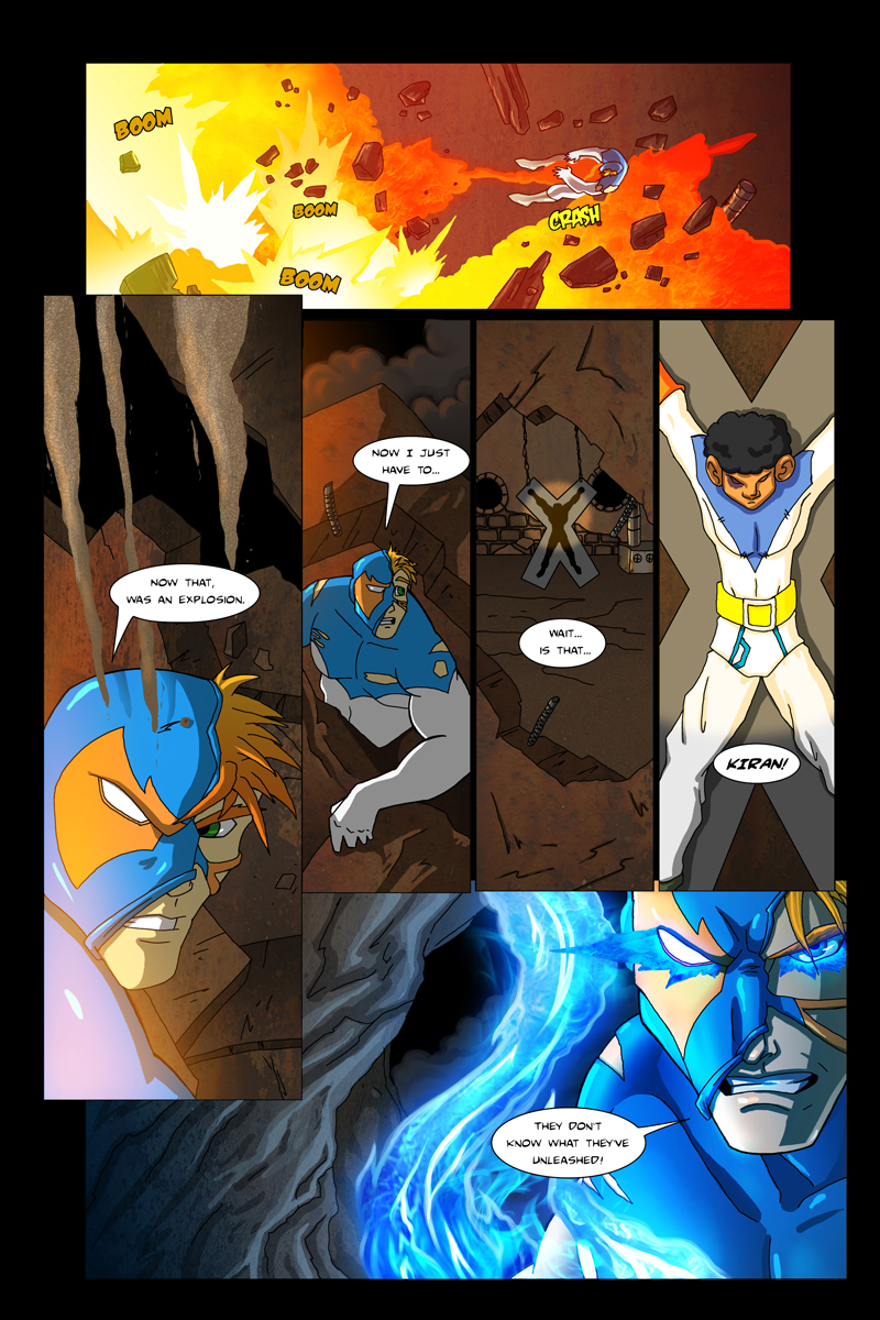 Frost Fire issue 3 page 22