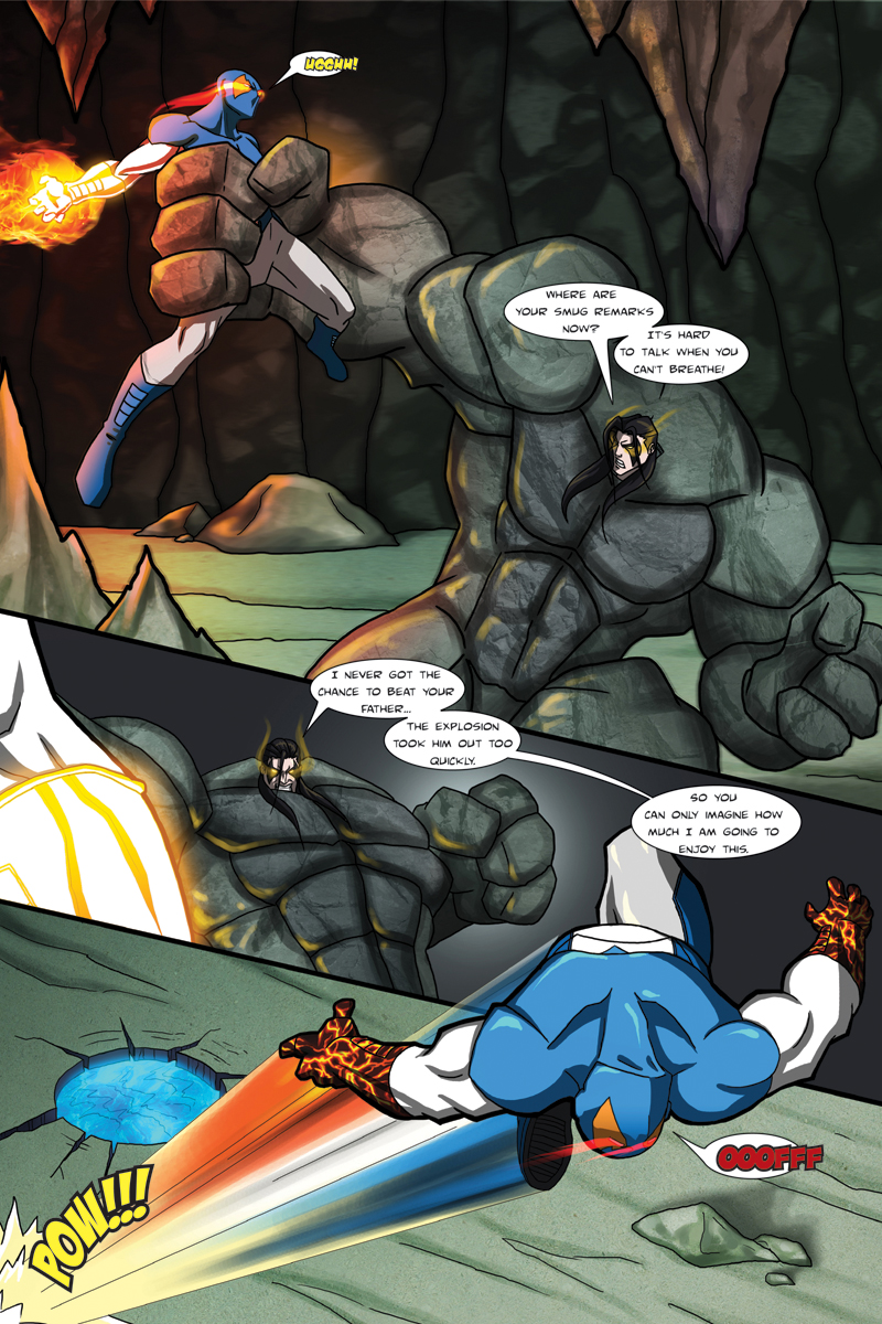 Frost Fire issue 5 Page 16