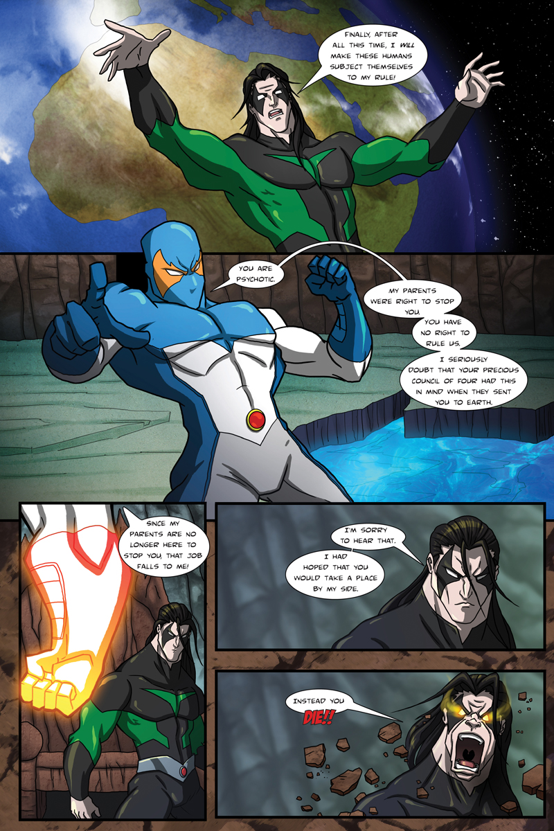 Frost Fire issue 5 page 14