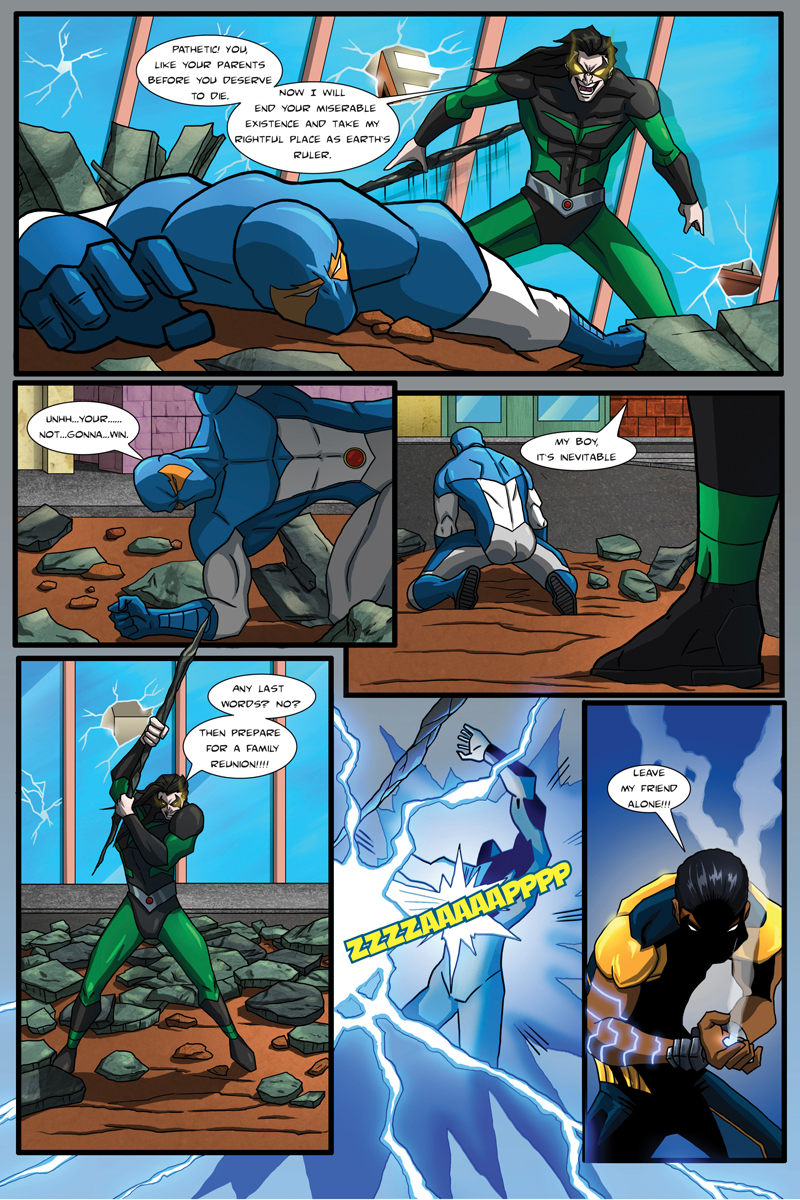 Frost Fire issue 5 page 20