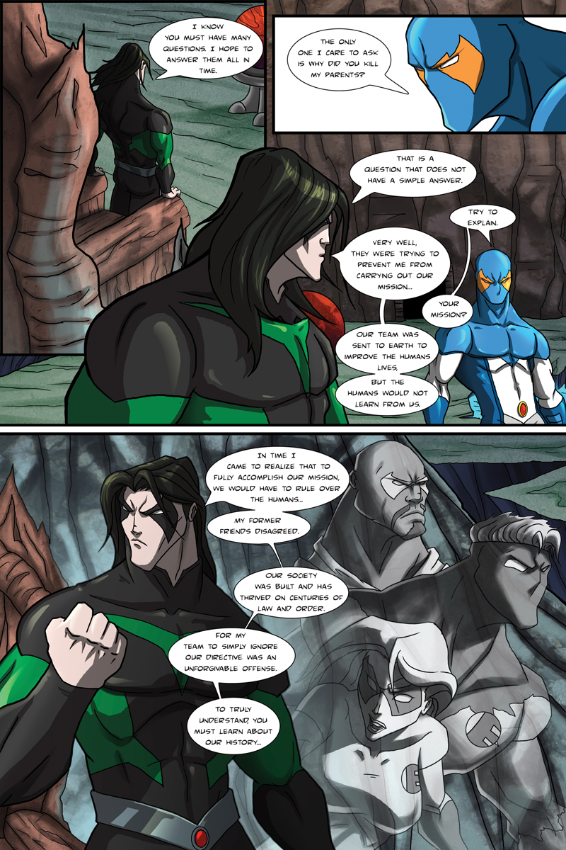 Frost Fire issue 5 page 12
